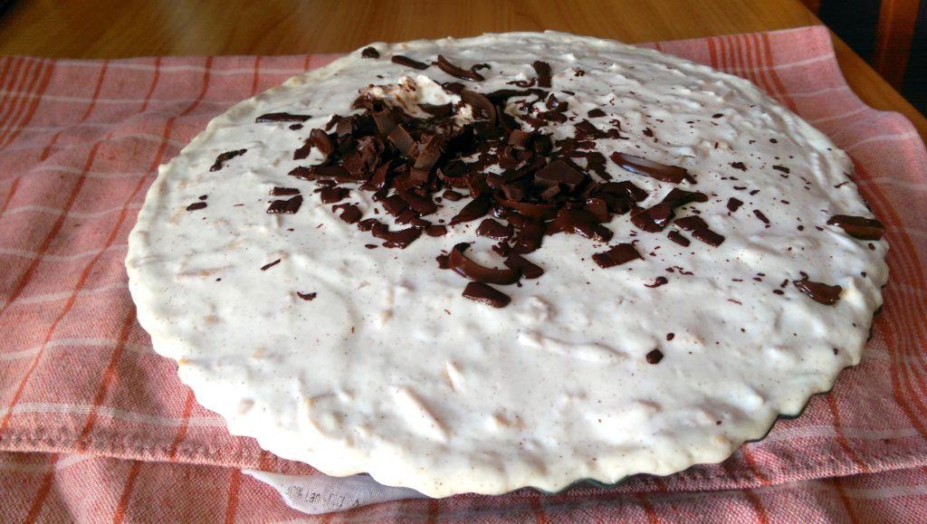upečený koláč