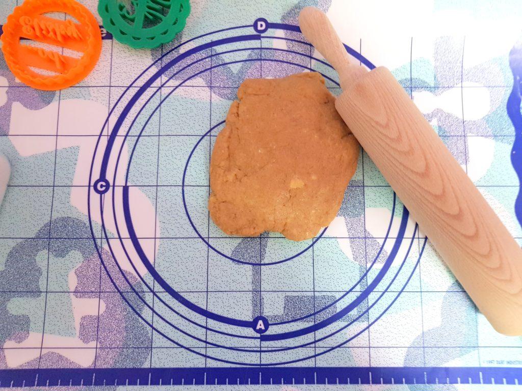 cesto na maslové sušienky