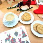 Vianočné maslové koláčiky