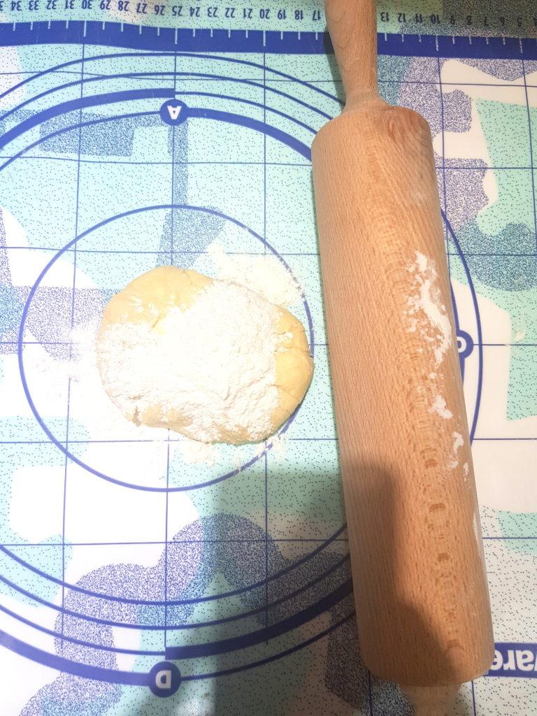 postup pri kinder koláči