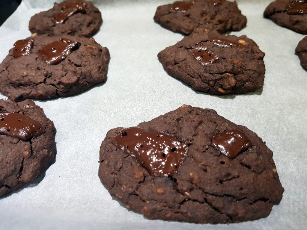 fazuľové cookies