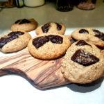 desiatové keksy