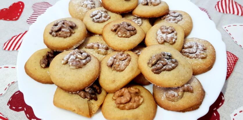 medové sušienky