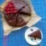 Veganský koláč ž červenej repy